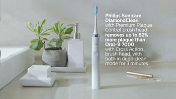 Sonicare DiamondClean TV Spot, 'Exceptionally Fresh Feeling: Coupon' - Thumbnail 4