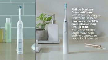 Sonicare DiamondClean TV Spot, 'Exceptionally Fresh Feeling: Coupon' - Thumbnail 5