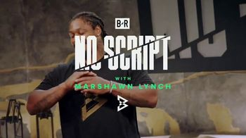 Bleacher Report TV Spot, 'No Script' Featuring Marshawn Lynch - Thumbnail 10