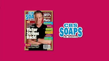 CBS Soaps in Depth TV Spot, 'Young & Restless: Shakeup' - Thumbnail 8