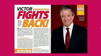 CBS Soaps in Depth TV Spot, 'Young & Restless: Shakeup' - Thumbnail 3