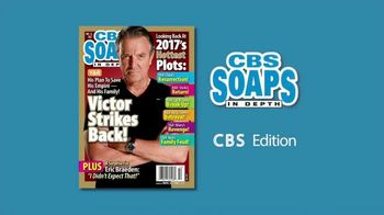 CBS Soaps in Depth TV Spot, 'Young & Restless: Shakeup' - Thumbnail 4