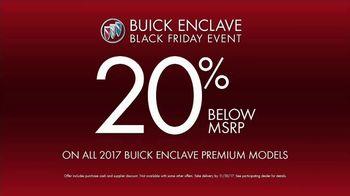 Buick Enclave Black Friday Event TV Spot, 'Expand Your Color Palette' [T1] - Thumbnail 7