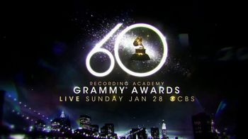 Apple Music TV TV Spot, 'CBS: 2017 Recording Academy Grammy Awards' - Thumbnail 8