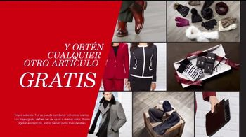 K&G Fashion Superstore Rebaja Black Friday TV Spot, 'Trajes' [Spanish] - Thumbnail 4