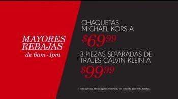K&G Fashion Superstore Rebaja Black Friday TV Spot, 'Trajes' [Spanish] - Thumbnail 7