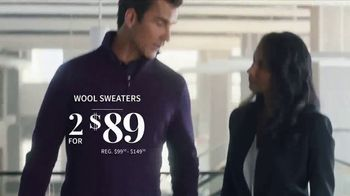 JoS. A. Bank Weekend Specials TV Spot, 'Sportcoats, Sportshirts & Sweaters' - Thumbnail 5