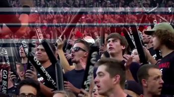 The American Athletic Conference TV Spot, 'Rise Up in Celebration' - Thumbnail 4