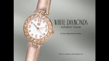Elizabeth Taylor White Diamonds TV Spot, 'The Intriguing Fragrance' - Thumbnail 6