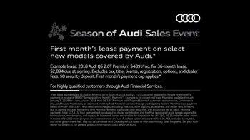 Audi Season of Audi Sales Event TV Spot, 'The Decision' - Thumbnail 9
