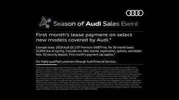 Audi Season of Audi Sales Event TV Spot, 'The Decision' [T2] - Thumbnail 8