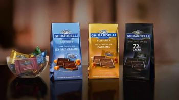 Ghirardelli Squares TV Spot, 'Discover the Heart' - Thumbnail 10