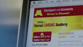 BTN LiveBIG TV Spot, 'Minnesota Lab Takes a Close-Up Look at Hearts' - Thumbnail 6