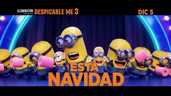 Despicable Me 3 Home Entertainment TV Spot [Spanish]