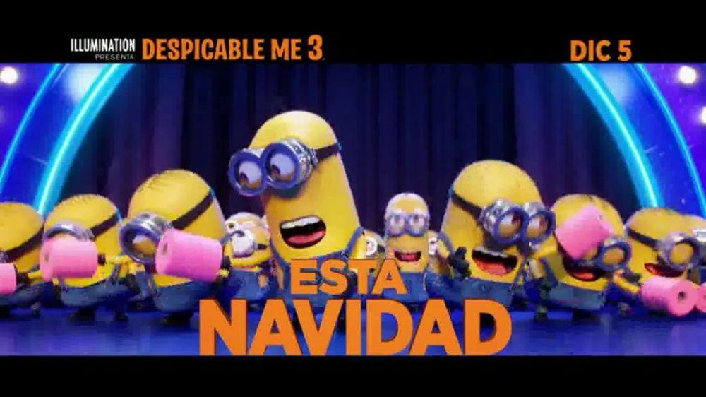 Despicable me 3 home entertainment commercial televisivo - Despicable me xfinity ...