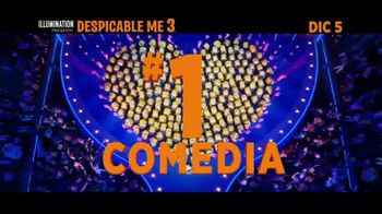 Despicable Me 3 Home Entertainment TV Spot [Spanish] - Thumbnail 4