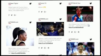 TENNIS.com TV Spot, 'Online Connection' - Thumbnail 9