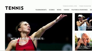 TENNIS.com TV Spot, 'Online Connection' - Thumbnail 3