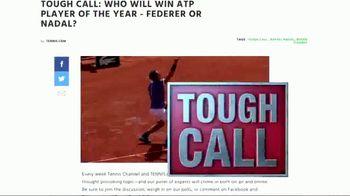 TENNIS.com TV Spot, 'Online Connection' - Thumbnail 4