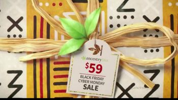 AncestryDNA Black Friday Cyber Monday Sale TV Spot, 'Give AncestryDNA' - Thumbnail 1