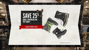 Cabela's Black Friday Weekend Sale TV Spot, 'Outdoor Moments: Apparel' - Thumbnail 9