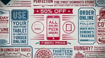 Domino's TV Spot, '34 Million Ways' - Thumbnail 2