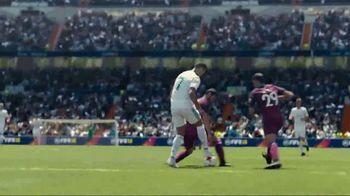 FIFA 18 TV Spot, 'El Tornado' Featuring Cristiano Ronaldo, James Harden - Thumbnail 5