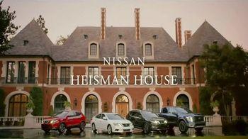 Nissan TV Spot, 'Heisman House: Rivalry Week' Featuring Marcus Mariota [T1] - Thumbnail 1