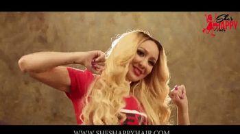 She's Happy Hair TV Spot, 'Happy Chick' - Thumbnail 3