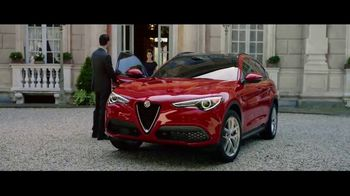 2018 Alfa Romeo Stelvio TV Spot, \'Unforgettable\' Song by Nicholas Britell