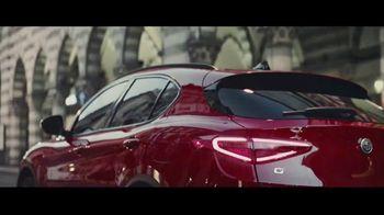 2018 Alfa Romeo Stelvio TV Spot, 'Unforgettable' Song by Nicholas Britell [T2] - Thumbnail 3