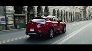 2018 Alfa Romeo Stelvio TV Spot, 'Unforgettable' Song by Nicholas Britell [T2] - Thumbnail 7