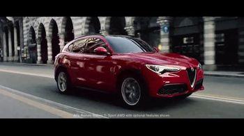 2018 Alfa Romeo Stelvio TV Spot, 'Unforgettable' Song by Nicholas Britell [T2] - Thumbnail 8