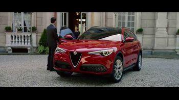 2018 Alfa Romeo Stelvio TV Spot, 'Unforgettable' [T2] Song by Nicholas Britell