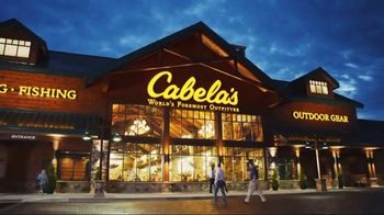 Cabela's Christmas Sale TV Spot, 'The Only Place This Season' - Thumbnail 8