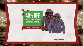 Cabela's Christmas Sale TV Spot, 'The Only Place This Season' - Thumbnail 4