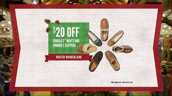 Cabela's Christmas Sale TV Spot, 'The Only Place This Season' - Thumbnail 5