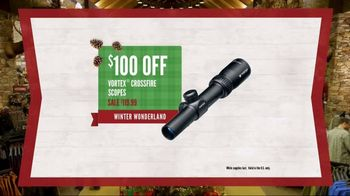 Cabela's Christmas Sale TV Spot, 'The Only Place This Season' - Thumbnail 6