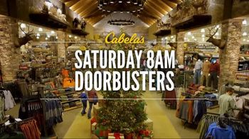 Cabela's Christmas Sale TV Spot, 'The Only Place This Season' - Thumbnail 7