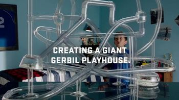 Wagner Furno Heat Gun TV Spot, '2017 Holidays: Create a Gerbil Playhouse' - Thumbnail 3