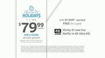 XFINITY TV & Internet TV Spot, 'Get Ready for the Holidays' - Thumbnail 8