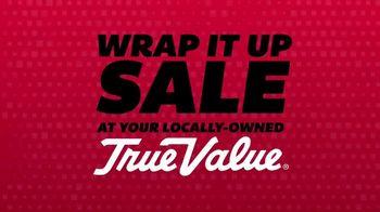 True Value Hardware Wrap It Up Sale TV Spot, 'Dewalt Drill & LED Light Set' - Thumbnail 1