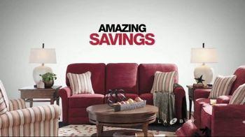 La-Z-Boy Black Friday Sale TV Spot, 'Amazing Savings' - Thumbnail 2