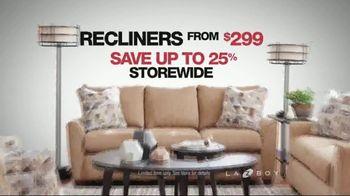 La-Z-Boy Black Friday Sale TV Spot, 'Amazing Savings' - Thumbnail 3