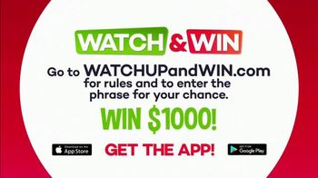UP TV Watch & Win TV Spot, 'Christmas Movie Premieres'