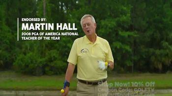 Da Vinci Sports Golf TV Spot, 'Versatile System' Featuring Martin Hall - Thumbnail 1