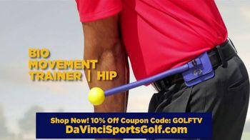 Da Vinci Sports Golf TV Spot, 'Versatile System' Featuring Martin Hall - Thumbnail 7