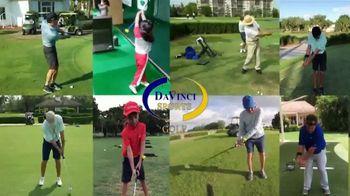 Da Vinci Sports Golf TV Spot, 'Versatile System' Featuring Martin Hall - Thumbnail 8