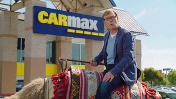 CarMax TV Spot, 'Camel' Featuring Andy Daly - Thumbnail 6