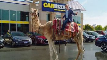 CarMax TV Spot, 'Camel' Featuring Andy Daly - Thumbnail 8